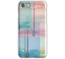sheer dragonfly iPhone Case/Skin