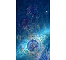Space Jelly  Photographic Print