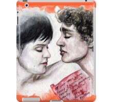 You Are in Me iPad Case/Skin