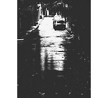 Another rainy day Photographic Print