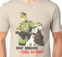 WW2 Soviet Poster Unisex T-Shirt