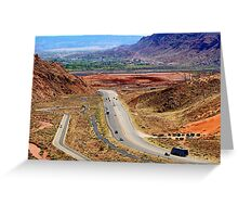 Moab, Utah Greeting Card