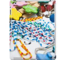 Colourful Office Tools iPad Case/Skin