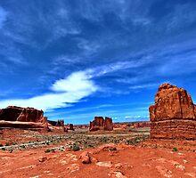 Moab, Utah by Dipali S