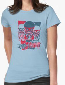 Grumpy Mascot Stencil T-Shirt