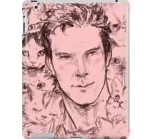 Cumberkittens Pillow iPad Case/Skin