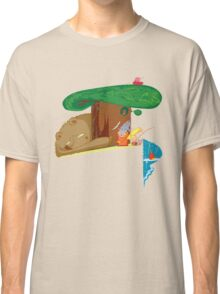 The Trout Thief. Classic T-Shirt