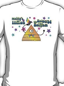 Bill Cipher -- Pop Art 2 T-Shirt