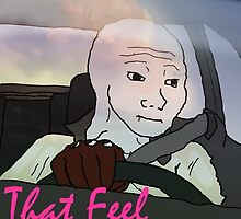 That Feel by Anon Hanon