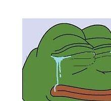 Crying frog by xxcrippledxx