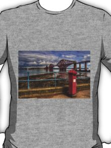 The Post Box on the Promenade T-Shirt