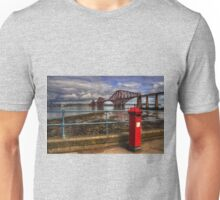 The Post Box on the Promenade Unisex T-Shirt
