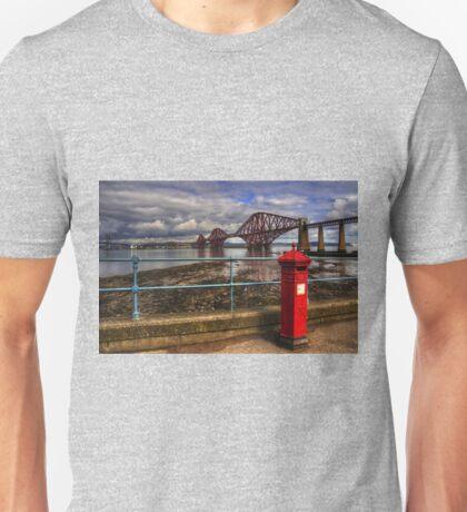 The Post Box on the Promenade T-Shirt