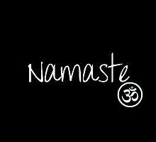 Namaste by Baptistevvlle