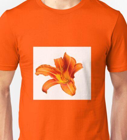 Orange Lily Unisex T-Shirt