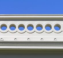 Observatory Detail by Christopher Biggs