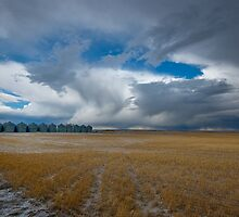 Storm Clouds by Kerri Gallagher