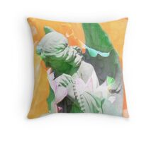 To Kneel In Your Presence Throw Pillow