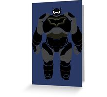 BIG HERO 6 - BATMAN Greeting Card