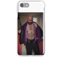 Troy - Out of my Business Suit  iPhone Case/Skin