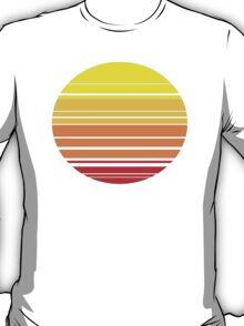 Sunset 1987 T-Shirt