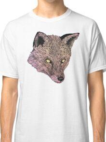 Fox Golden Eyes Classic T-Shirt