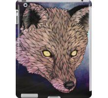 Fox Golden Eyes iPad Case/Skin