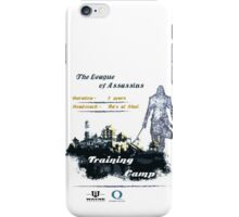The League of Assassins iPhone Case/Skin