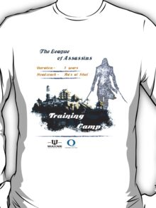 The League of Assassins T-Shirt