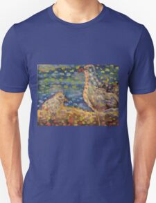 AT THE SHORE Unisex T-Shirt