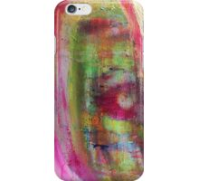 Colour Spray Art Reproduction  iPhone Case/Skin