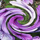 Pretty Purple Petals by MichelleR