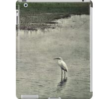 April; Come She Will iPad Case/Skin