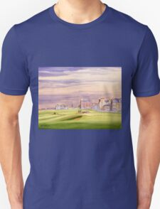 Saint Andrews Golf Course 17Th Green T-Shirt