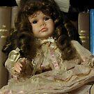 Doll On The Shelf by Linda Miller Gesualdo