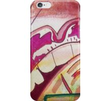 You are what you eat    ( TB25 ) iPhone Case/Skin