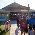 Aitutaki International Airport by zsaleeba