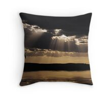 Sky light.  Throw Pillow
