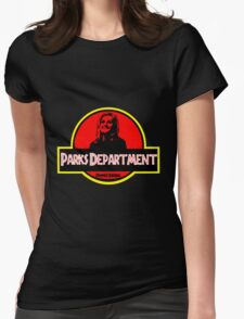 Parks Department Womens Fitted T-Shirt