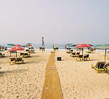GOAN BEACH by daisychain