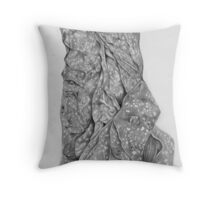Old Beech Tree Throw Pillow