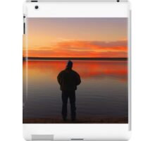Fishing in God's Country iPad Case/Skin