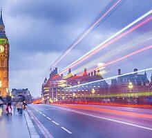 London Lights by nickpowellphoto