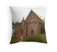 """St Boniface Anglican Church"" Throw Pillow"