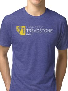 Operation Treadstone Tri-blend T-Shirt