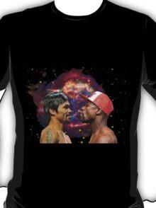 Floyd Mayweather VS Manny Pacquiao T-Shirt