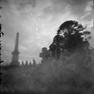 graveyard by Soxy Fleming