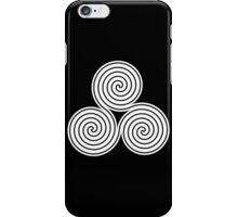 Tri Spiral iPhone Case/Skin
