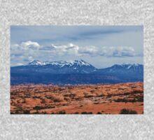 Moab, Utah. Kids Tee
