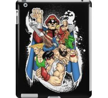 READY TO FIGHT?  iPad Case/Skin